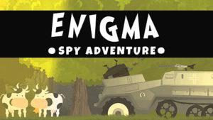 Enigma: Tiny Spy Adventure