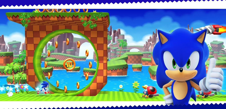 Sonic Runners Adventures